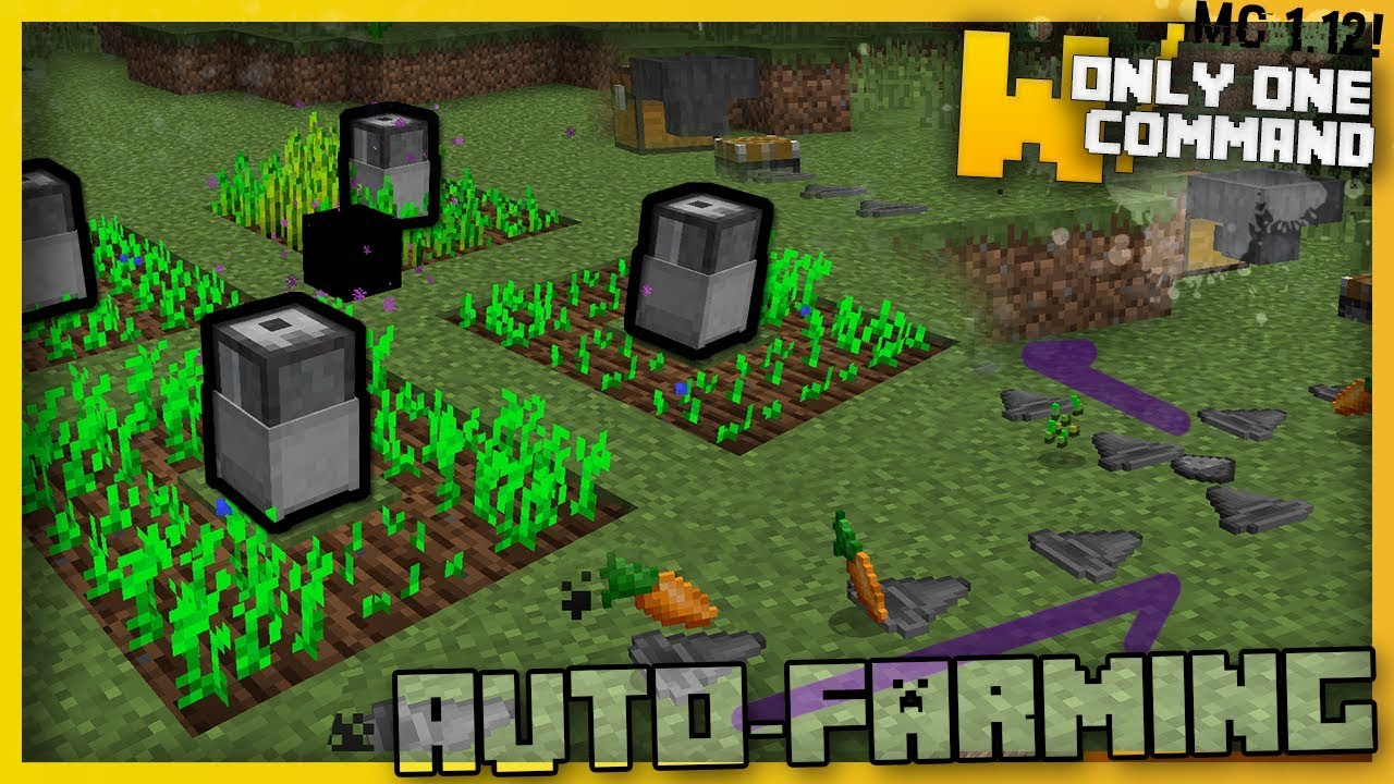 AUTOMATIC FARMING MACHINES