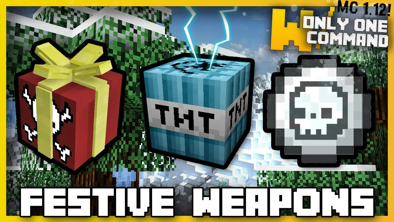 FESTIVE WEAPONS & TRAPS